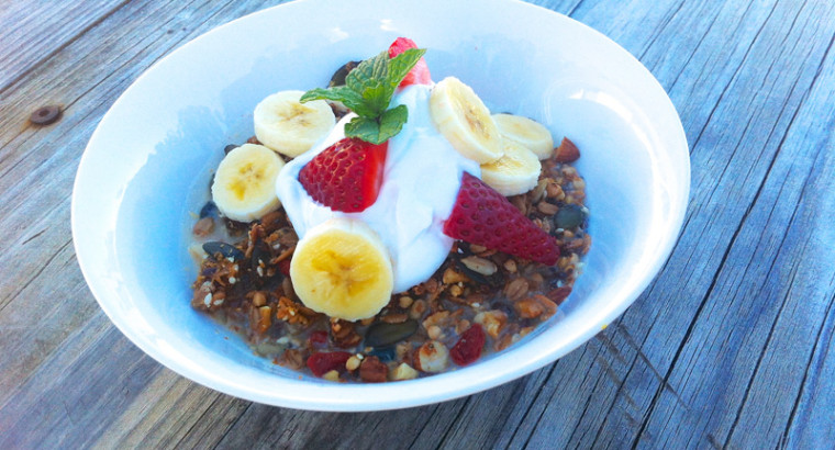 Sugar-Free-Healthy-Granola