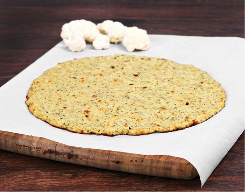 THIN CAULIFLOWER PIZZA CRUST