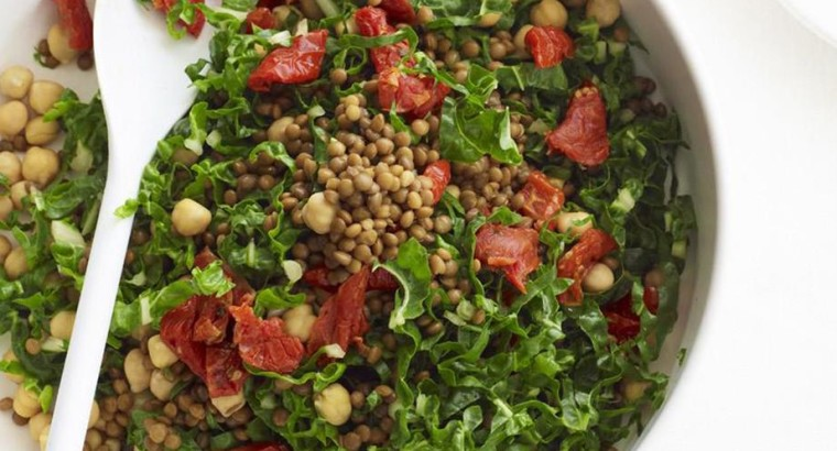 chickpea-and-lentil-salad